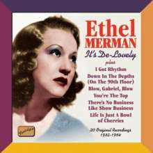 Ethel Merman: It's De-Lovely, CD