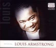 Louis Armstrong (1901-1971): Introducing Louis Armstrong, 3 CDs