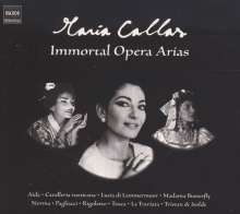 Maria Callas  - Immortal Opera Arias, 3 CDs