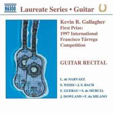Kevin R.Gallagher,Gitarre, CD