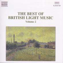 The Best of British Light Music Vol.2, CD
