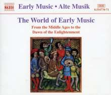 The World of Early Music, 2 CDs