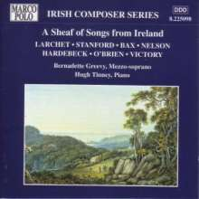 Bernadette Greevy - A Sheaf of Songs from Ireland, CD