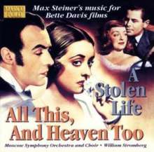 Max Steiner (1888-1971): All This, and Heaven Too (Filmmusik), CD