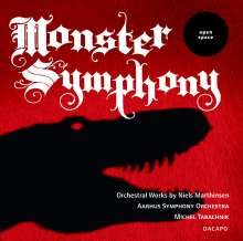 Niels Marthinsen (geb. 1963): Monster Symphony, CD