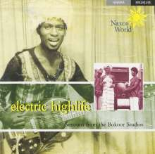 Electric Highlife: Sessions From The Bokoor Studios, CD