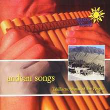 Takillacta: Andean Songs: Music Of The People, CD