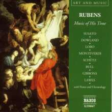 Rubens - Music of His Time, CD