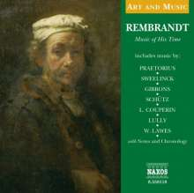 Rembrandt - Music of His Time, CD
