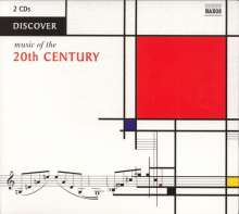 Music of the 20th Century (in engl.Spr.), 2 CDs