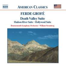 Ferde Grofe (1892-1972): Hollywood Suite, CD