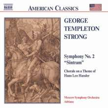George Templeton Strong (1856-1948): Symphonie Nr.2