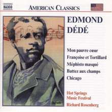 Edmond Dede (1827-1901): Francois et Tortillard, CD