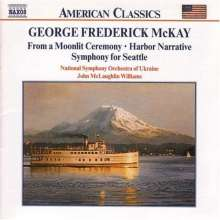 George Frederick McKay (1899-1970): Symphony for Seattle, CD