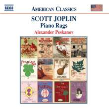 Scott Joplin (1868-1917): Piano-Rags, CD