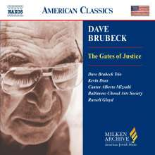 Dave Brubeck (1920-2012): The Gates of Justice, CD