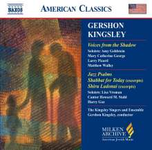 Gershon Kingsley (geb. 1922): Voices From The Shadow, CD