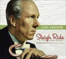 Leonard Slatkin & BBC Concert Orchestra: Sleigh Ride & Other Holiday Favourites, CD