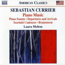 Sebastian Currier (geb. 1959): Klaviersonate (1988), CD