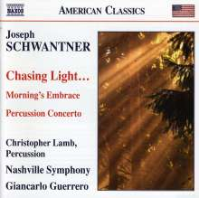 Joseph Schwantner (geb. 1943): Concerto for Percussion & Orchestra, CD