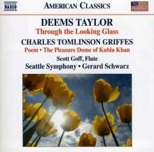 Deems Taylor (1885-1966): Through the Looking Glass, CD