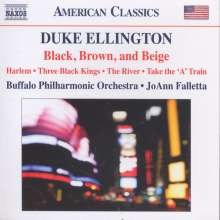 Duke Ellington (1899-1974): Black, Brown and Beige - Suite, CD