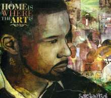 Substantial: Home Is Where The Art Is, CD
