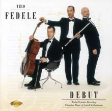 Liebermann / Trio Fedel: Debut, CD