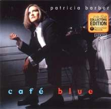 Patricia Barber (geb. 1956): Cafe Blue (Collectors Edition) (Ltd. 24 Karat Gold-HDCD), CD