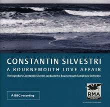Constantin Silvestri conducts the Bournemouth SO, 2 CDs