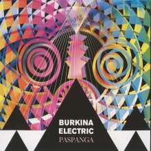 Burking Electric: Paspanga, CD