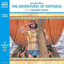 Flynn,Benedict:The Adventures of Odysseus, 2 CDs