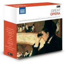 Great Opera, 10 CDs