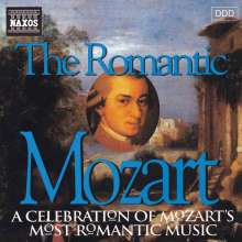 Romantic Mozart, CD