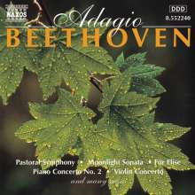 Beethoven-Adagios, CD