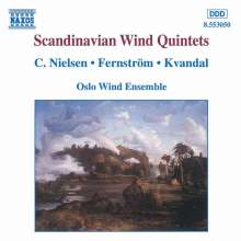 Oslo Wind Ensemble, CD
