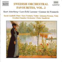 Swedish Orchestral Favourites Vol.2, CD