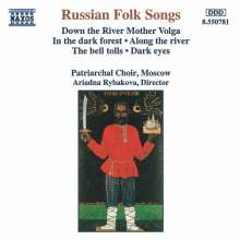 Russian Folk Songs, CD