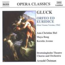 Christoph Willibald Gluck (1714-1787): Orpheus & Eurydike, CD