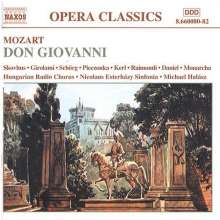 Wolfgang Amadeus Mozart (1756-1791): Don Giovanni, 3 CDs