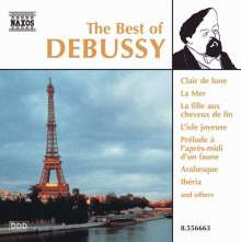 Best of Debussy, CD