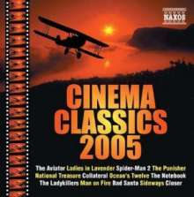 Cinema Classics 2005, CD
