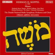 Herman Koppel (1908-1998): Moses (Oratorium), CD