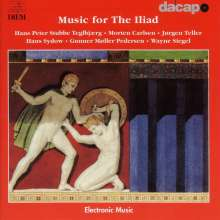 Music for the Iliad - Electronic Music, 2 CDs