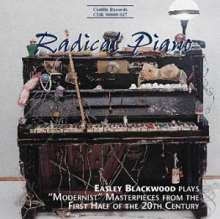 Easley Blackwood - Radical Piano, CD