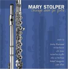Mary Stolper - Chicago Duos for Flute, CD
