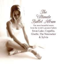 The Ultimate Ballet Album (Naxos), 2 CDs