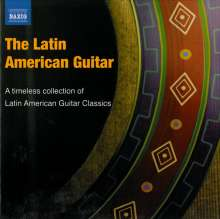 The Latin American Guitar, 2 CDs