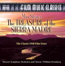Max Steiner (1888-1971): Treasure of Sierra Madre (Filmmusik-Suite), CD