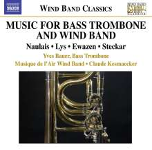 Music for Bass Trombone and Wind Band, CD